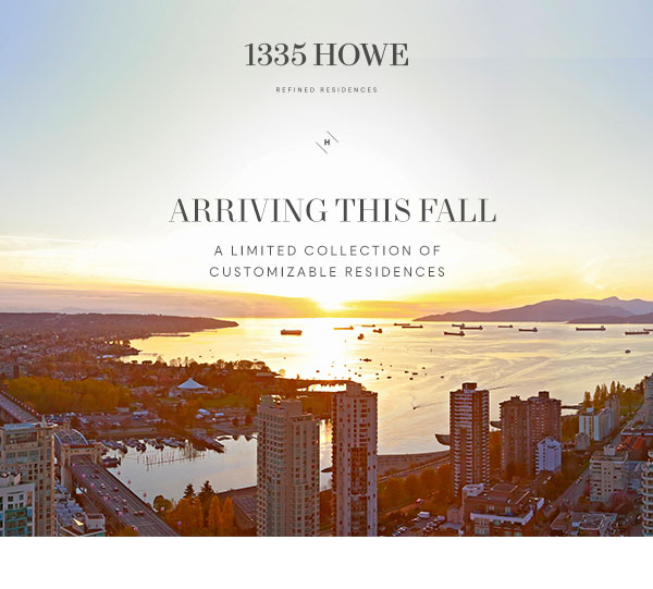 1335 Howe Arriving Fall 2016